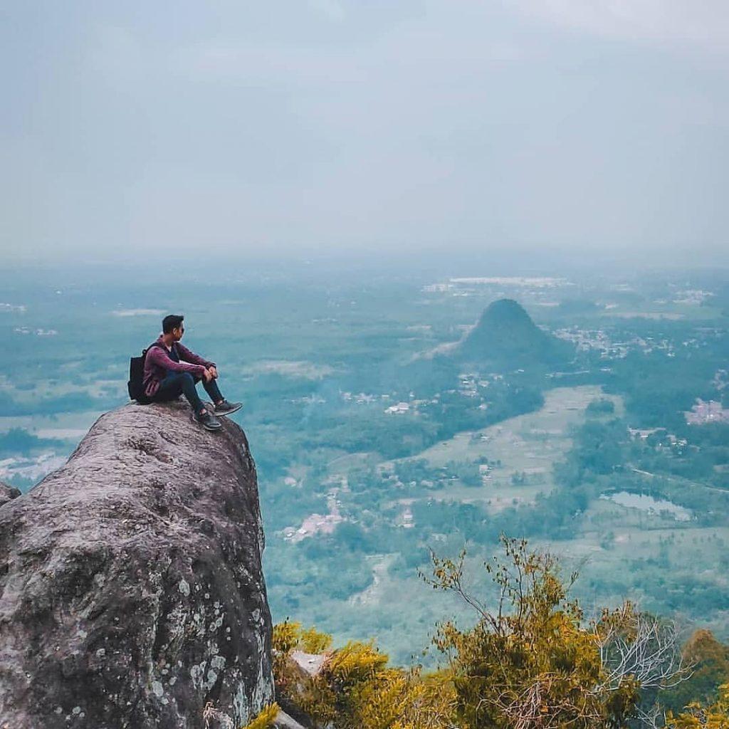 Gunung Munara wisata bogor