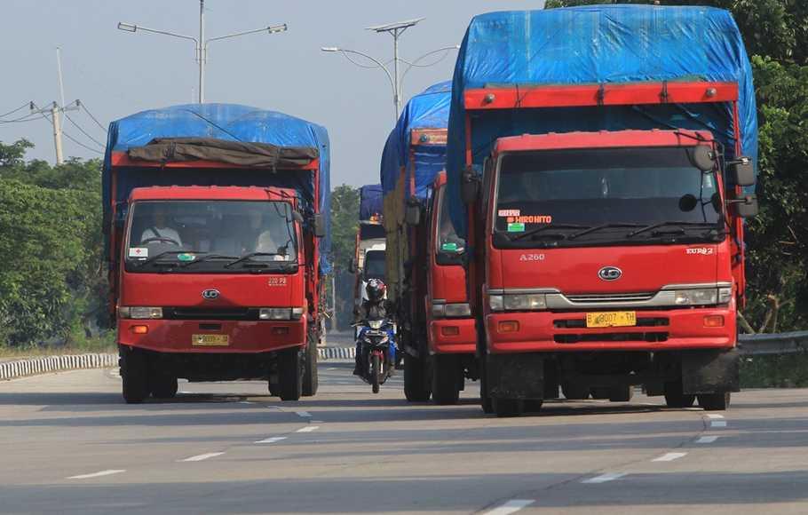 Idul Adha operator angkutan barang merasa dirugikan pada arus balik