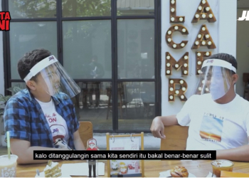 Cerita JONI : JNE ngobrol bareng Yusuf owner Milkan
