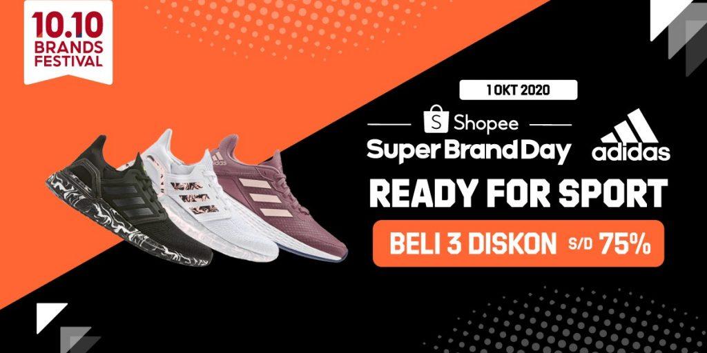 Puncak Shopee 10 10 Brands Festival Banyak Diskon Menarik Hari Ini Jnews Online
