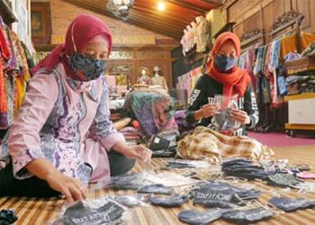 Muria Batik Kudus/ Pertamina