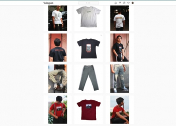 Bisnis fashion online @homeboys.only
