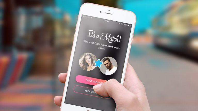 Aplikasi cari jodoh Tinder buat Gen Z