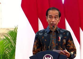 Jokowi IIMS Hybrid 2021