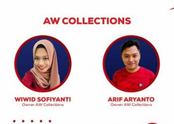AW Collections dalam cerita joni JNE