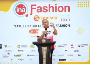 Menkop UKM Fashion Smesco