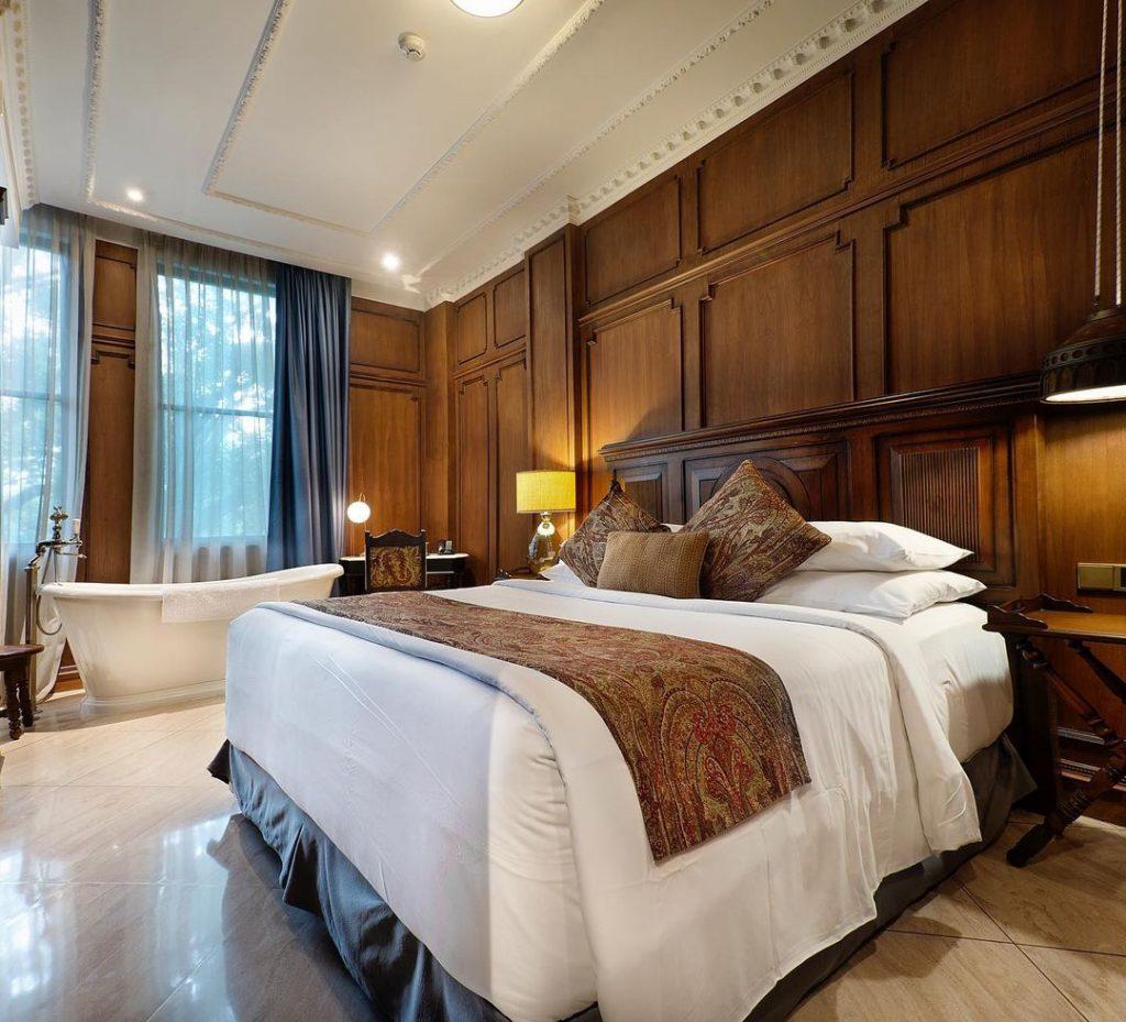 The Gunawarman rekomendasi hotel staycation di Jakarta