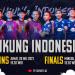EVOS Divine dan First Raiders menjadi perwakilan Indonesia di turnamen Free Fire World Series 2021 Singapore.