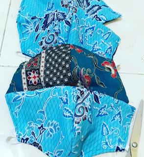 Masker Dheeya Craft