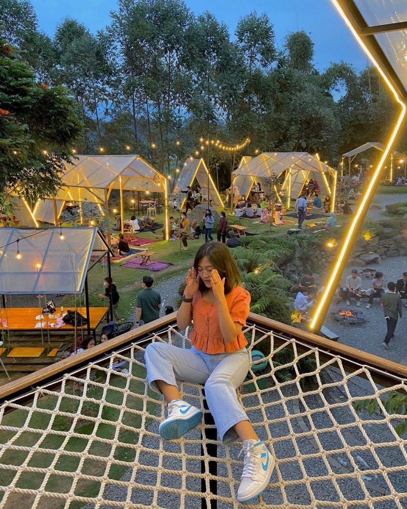 Green Forest Resort tempat staycation Bandung