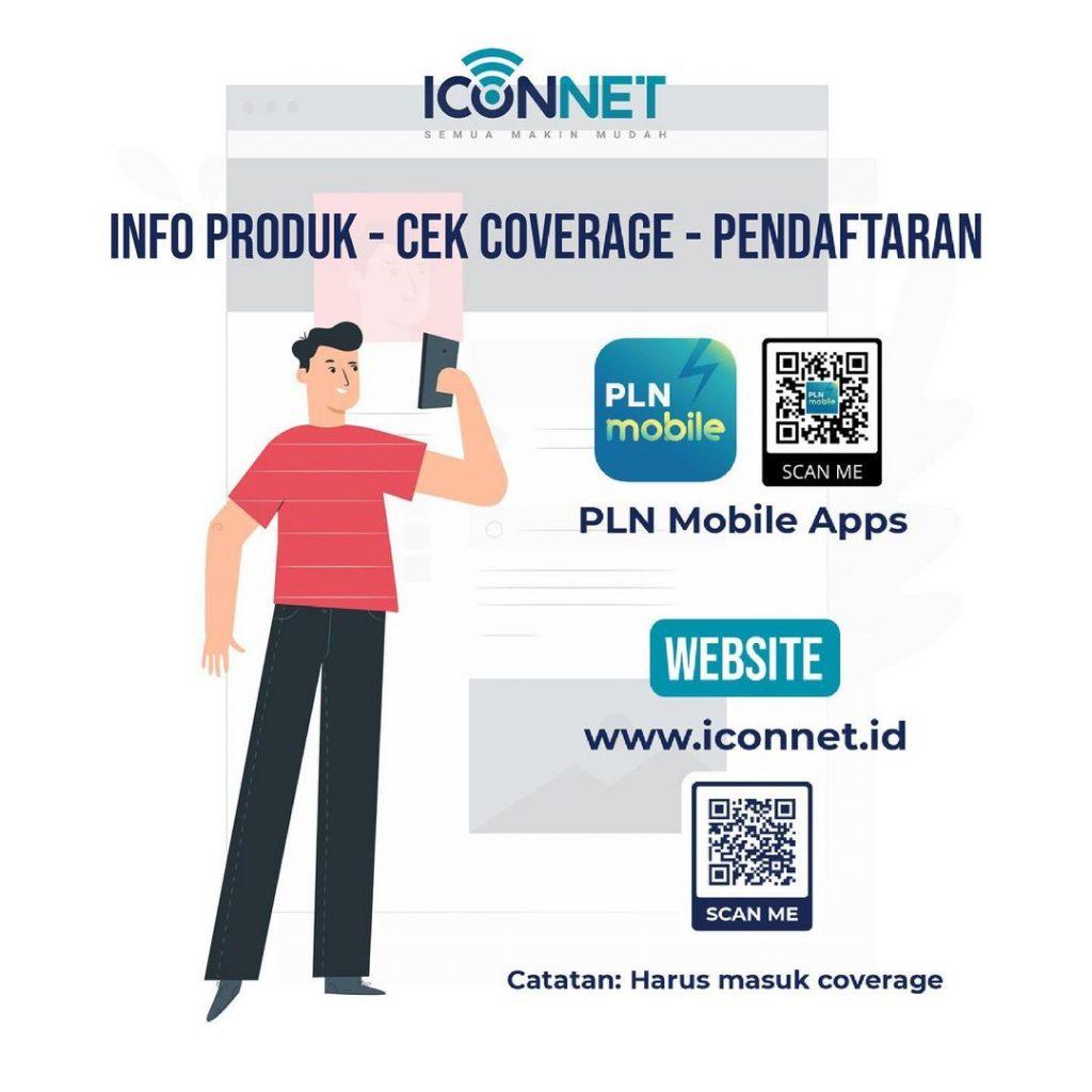 Icconet Internet PLN