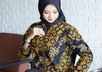 Batik Malai khas Melayu yang viral dari media sosial
