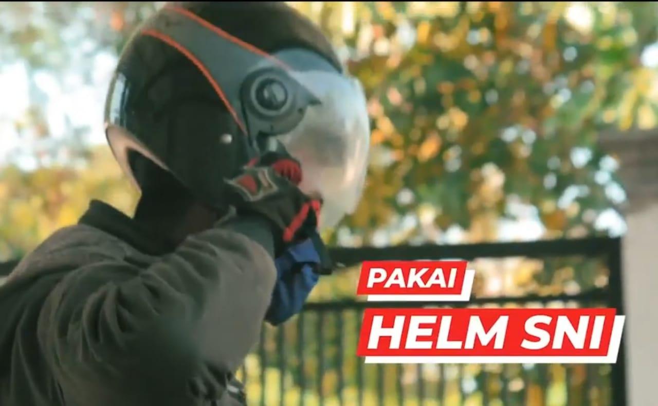 Videon keselamatan berkendara Honda