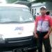Driver Nurhalim, terpilih sebagai Best Driver (kurir mobil) JNE Hub Garuda
