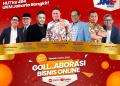 Acara webinar 'JNE Ngajak Online' spesial HUT Jakarta disambut antusias lebih dari 176 peserta yang merupakan pelaku UMKM