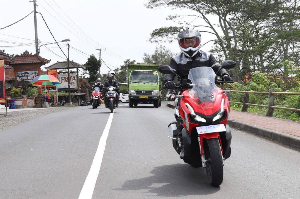 Waspada Blind spot sepeda motor