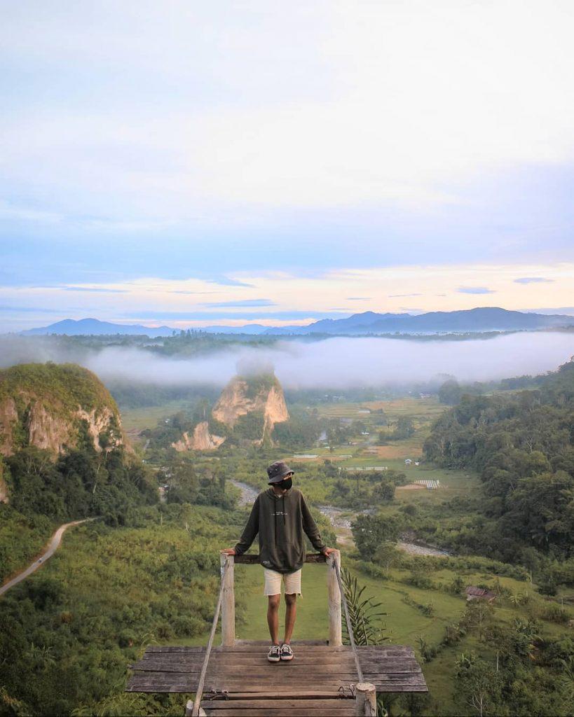 tabiang takuruang objek wisata Sumatera Barat