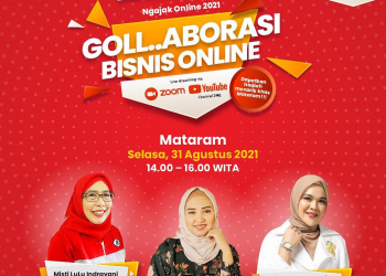 JNE NGajak Online Mataram