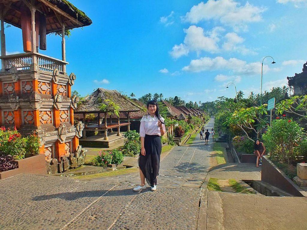 desa penglipuran tempat wisata