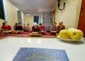 Pengajian terbuka untuk karyawan JNE yang ingin memperdalam bacaan Al Quran maupun ilmu Fiqih dan sebagainya