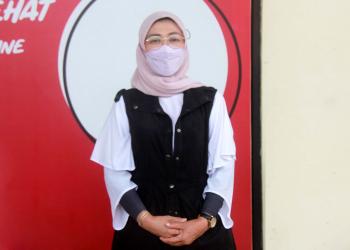 Wakil Kepala Dinas Kesehatan Prov DKI, drg Ani Puspita