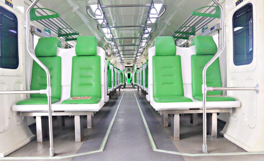 kereta api bandara Internasional Yogyakarta