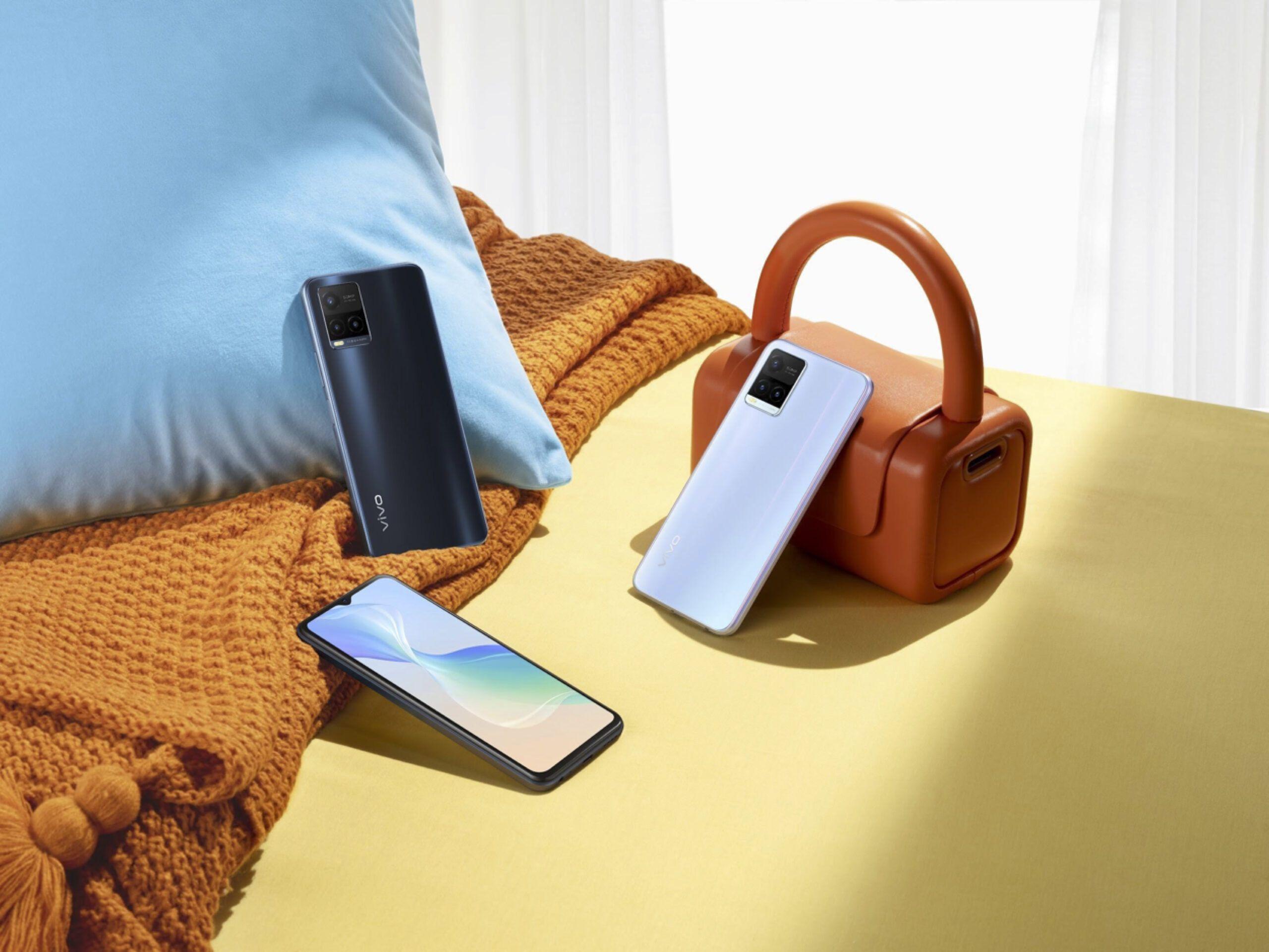 smartphone vivo y21s